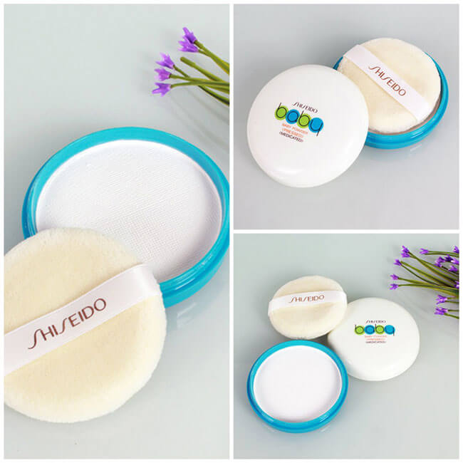 phan phu dang nen shiseido baby powder 50gr hinh anh 1