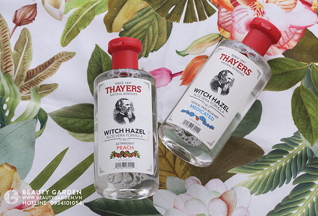 review nuoc hoa hong khong con thayers alcohol free witch hazel toner hinh anh 2