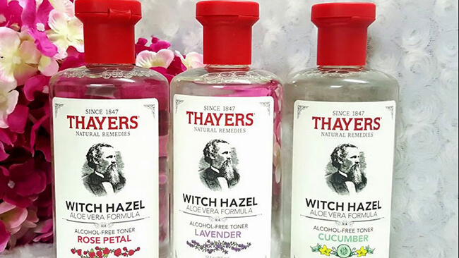 review nuoc hoa hong khong con thayers alcohol free witch hazel toner hinh anh 6