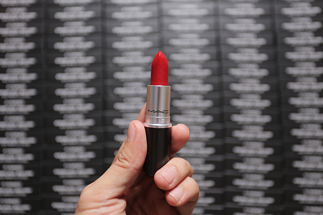 dong son high end duoc yeu thich nhat hien nay son mac matte lipstick rouge hinh anh 2