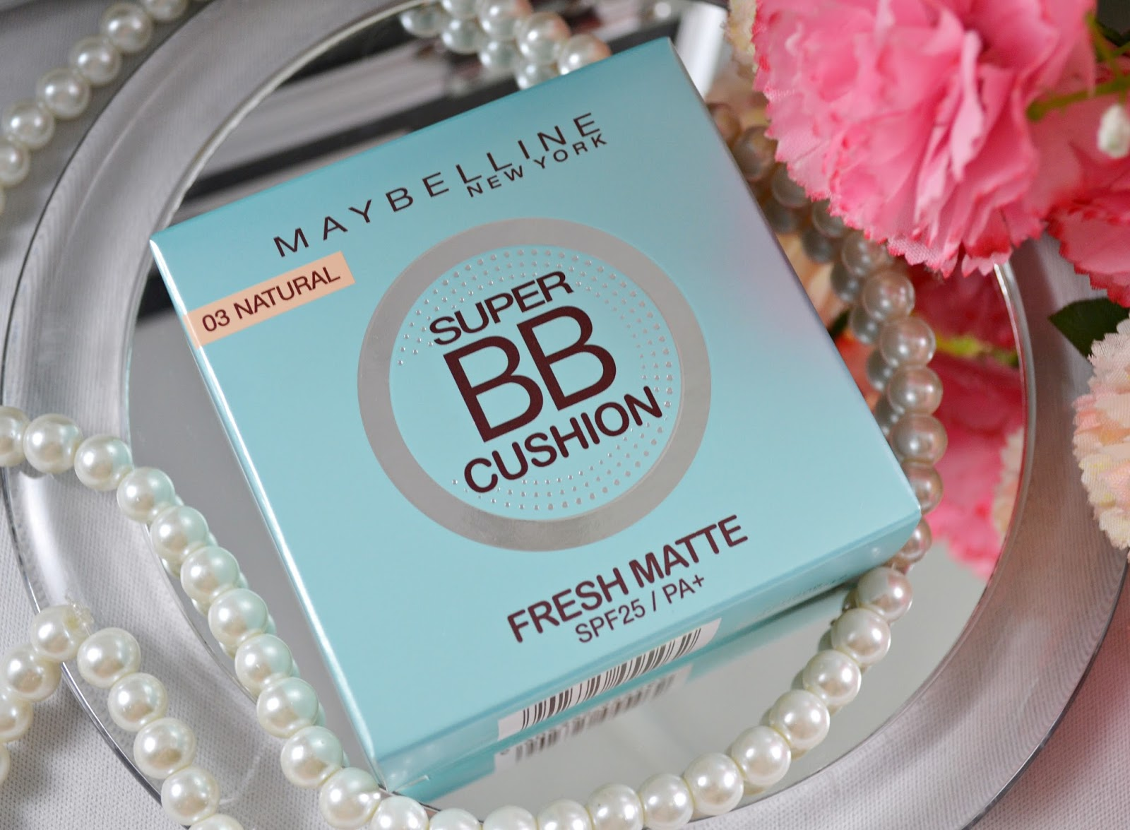review phan nuoc cho da dau maybeline super bb cushion fresh matte spf25 hinh anh 2
