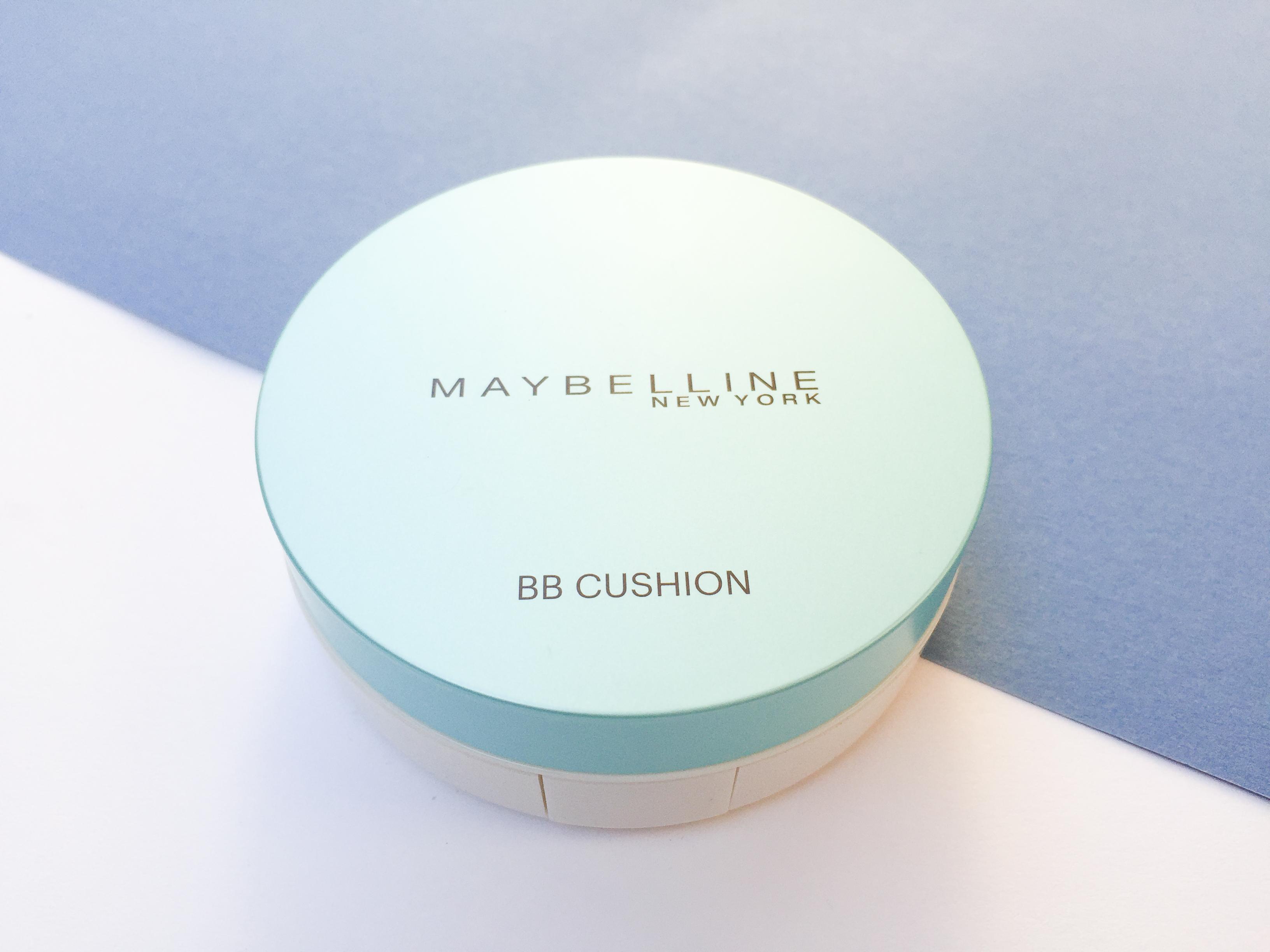 review phan nuoc cho da dau maybeline super bb cushion fresh matte spf25 hinh anh 3